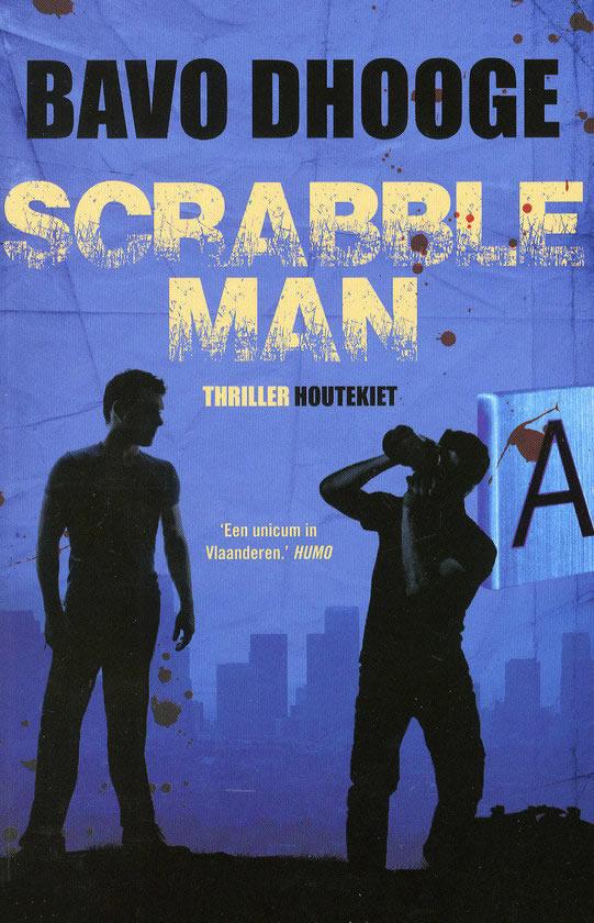 Scrabble man - boekrecensie