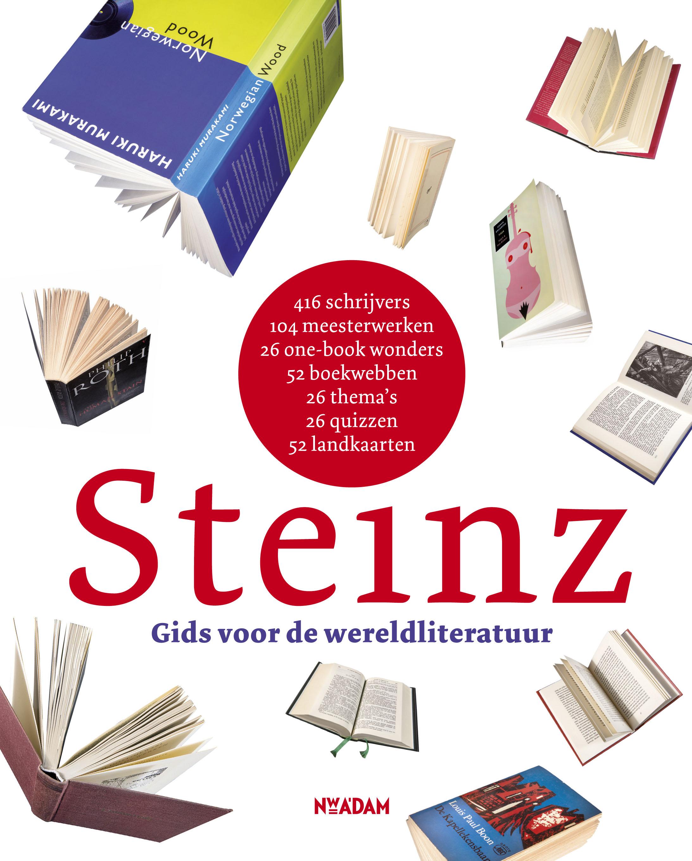 Steinz - Gids voor de wereldliteratuur - boekrecensie