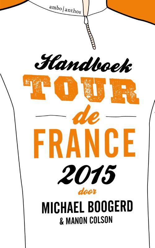 Handboek Tour de France - boekrecensie