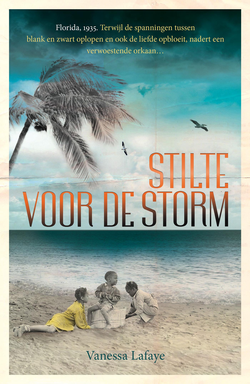 Stilte voor de storm - boekrecensie