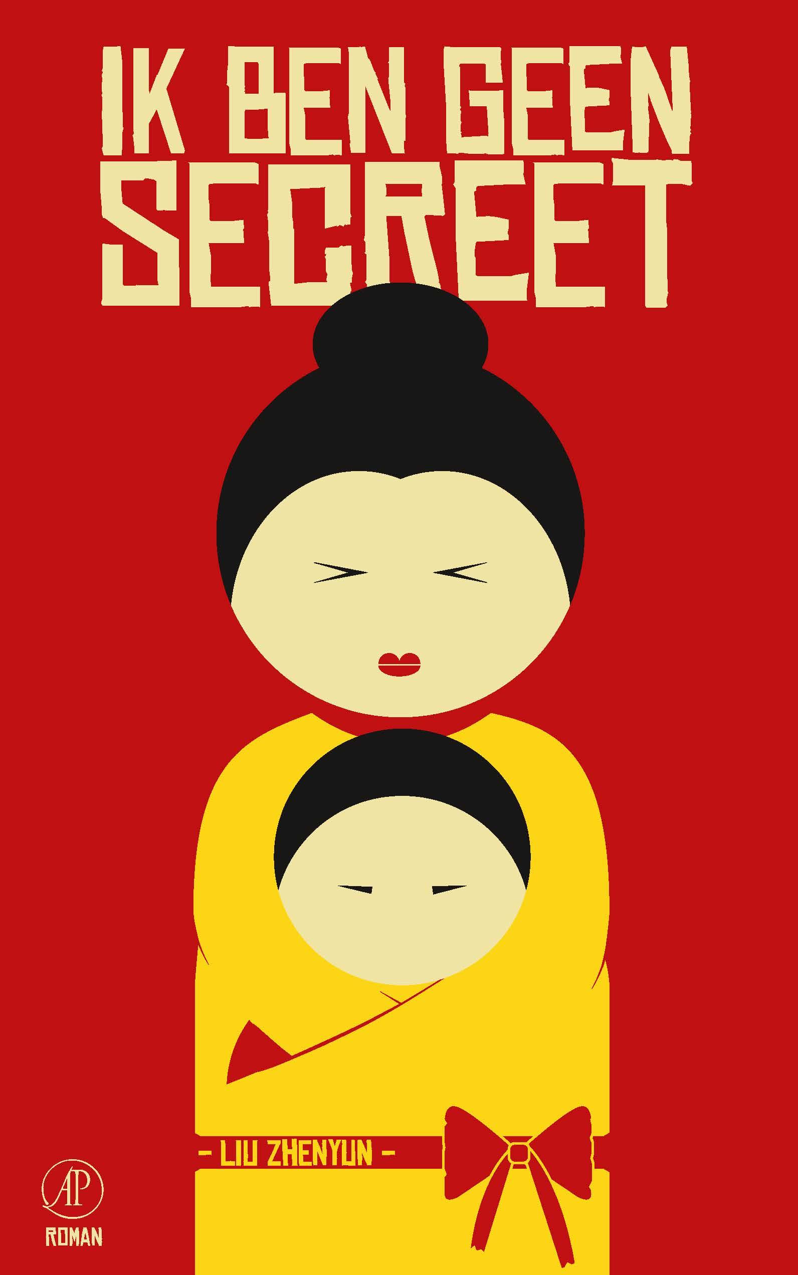Ik ben geen secreet - boekrecensie