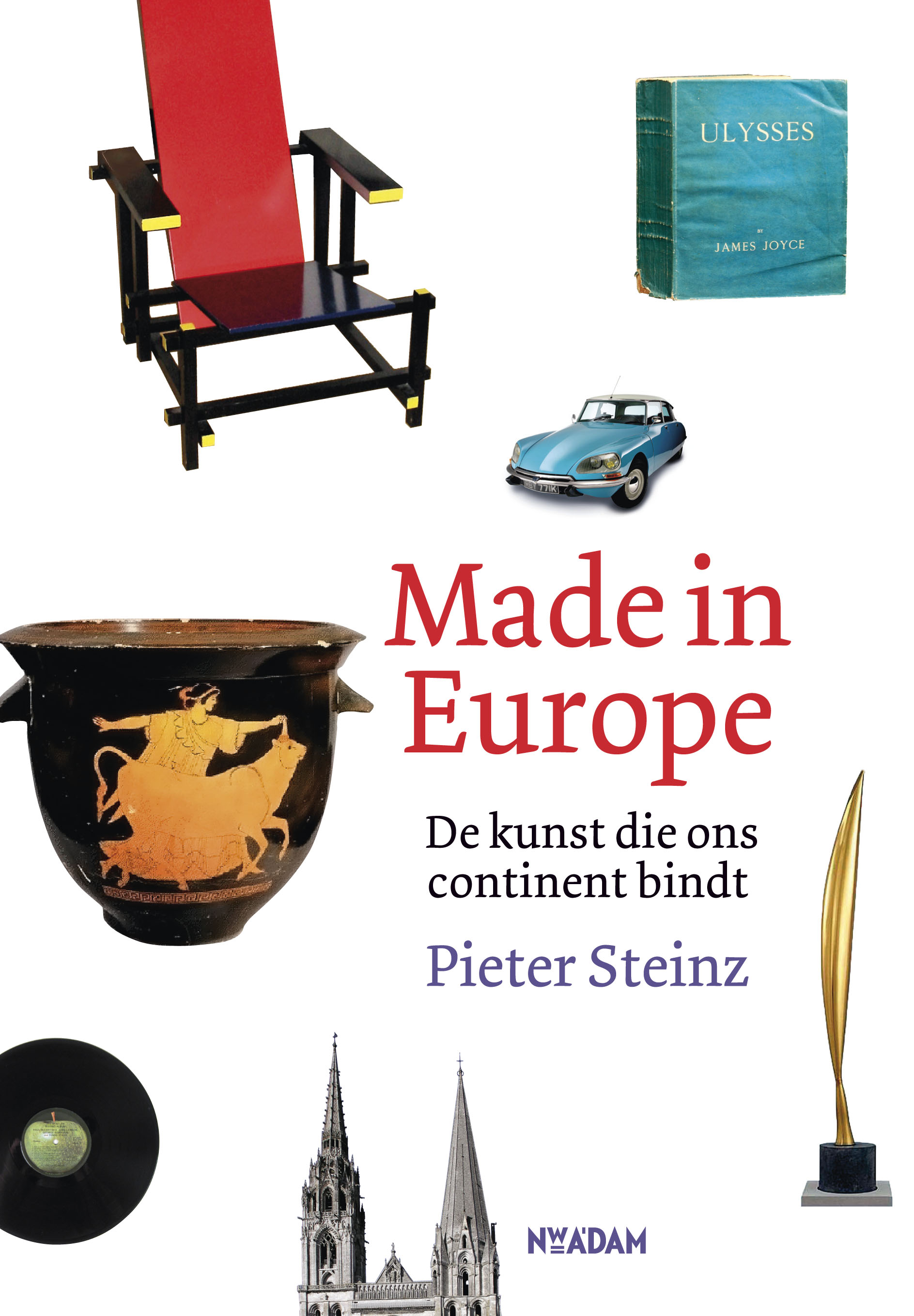 Made in Europe - boekrecensie