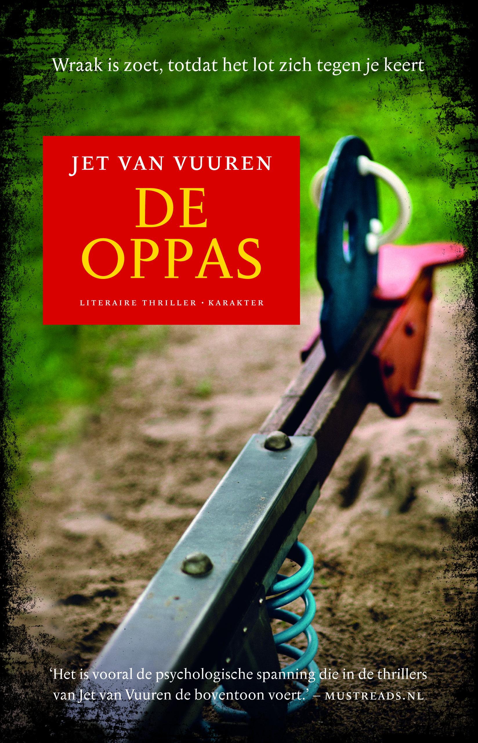 De oppas - boekrecensie