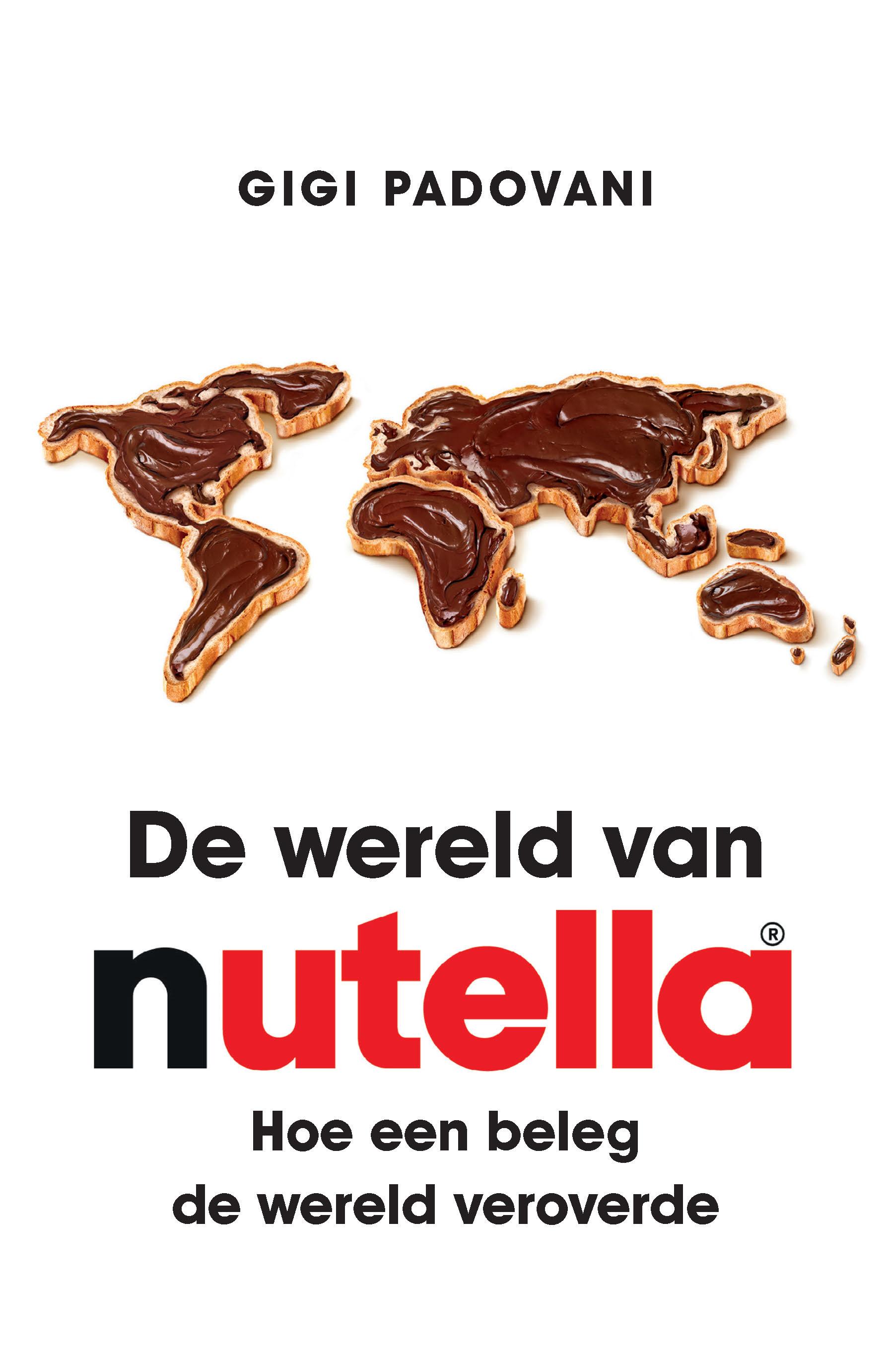De wereld van Nutella - boekrecensie