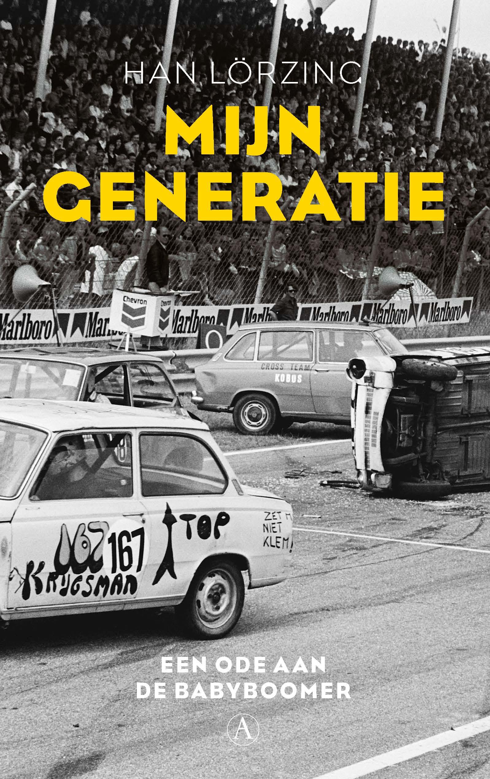 Mijn generatie - boekrecensie