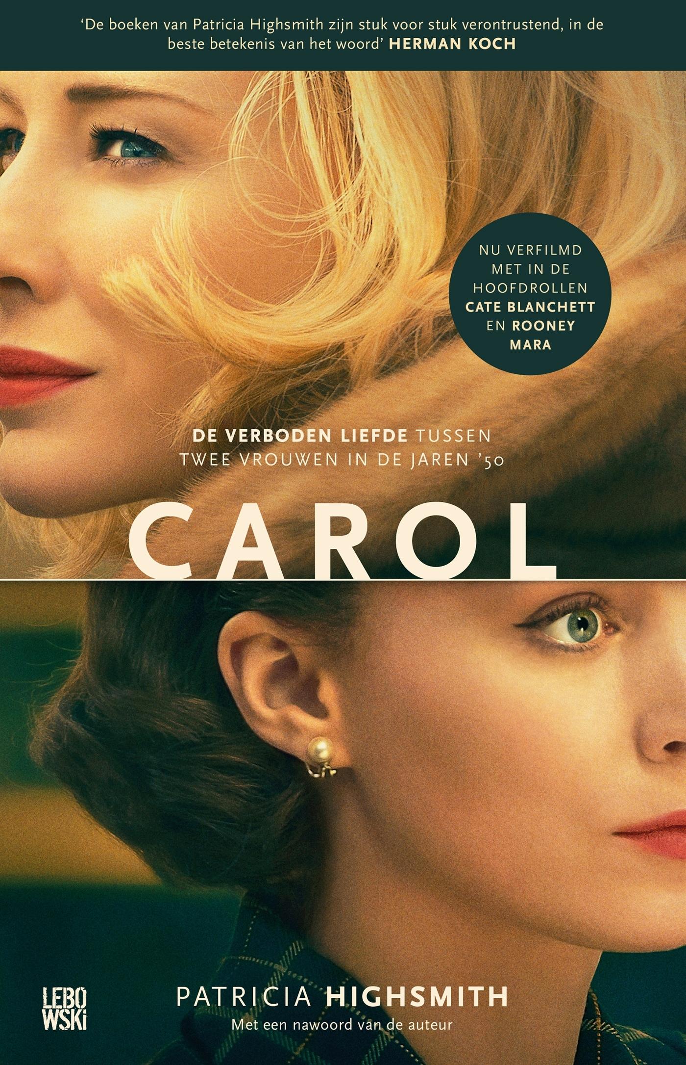 Carol - boekrecensie