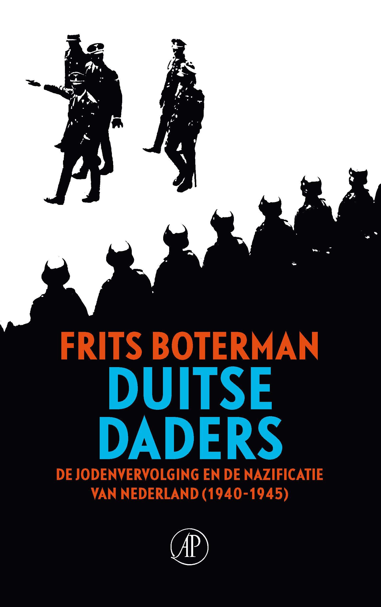 Duitse daders - boekrecensie