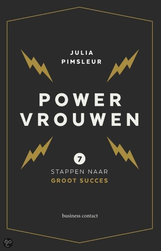 Powervrouwen - boekrecensie