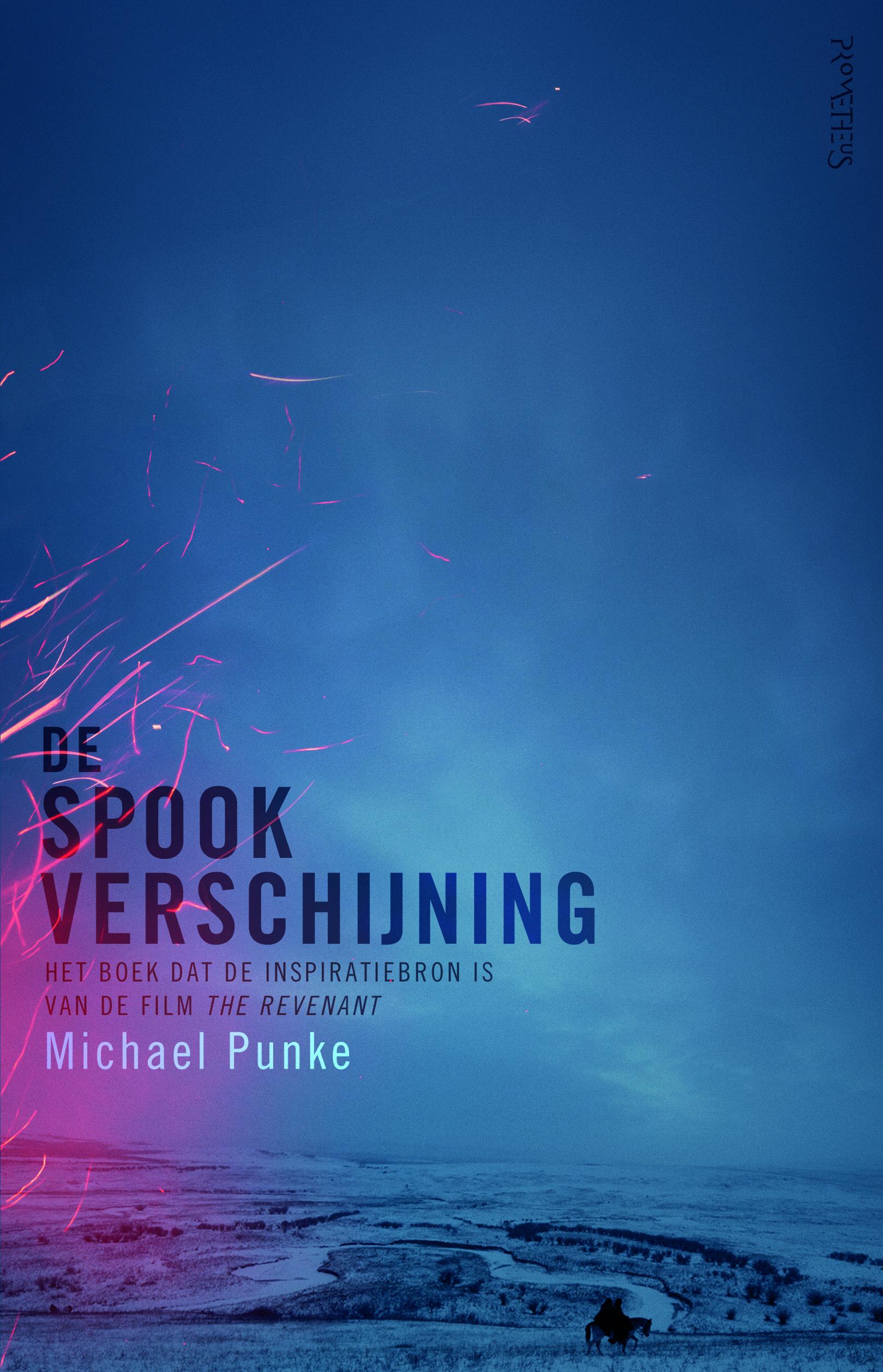 De spookverschijning - boekrecensie