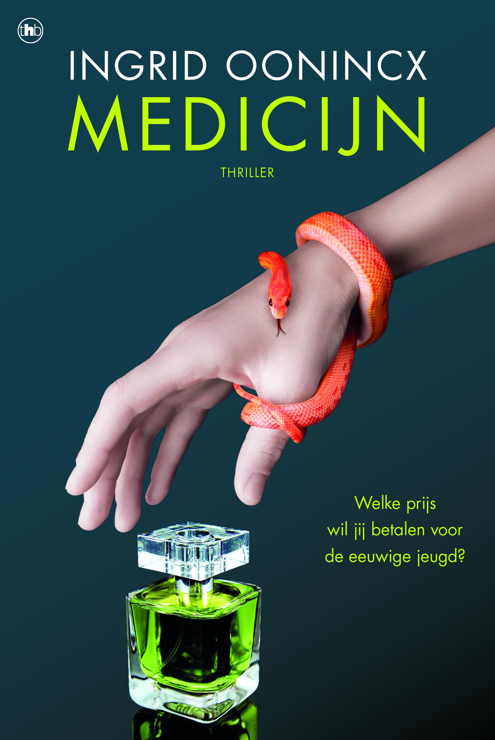Medicijn - boekrecensie