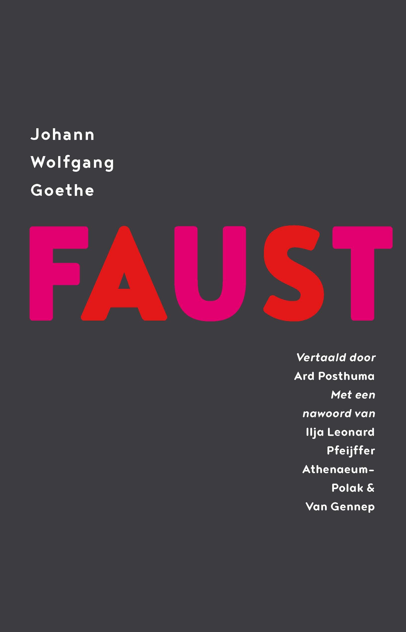 Faust - boekrecensie
