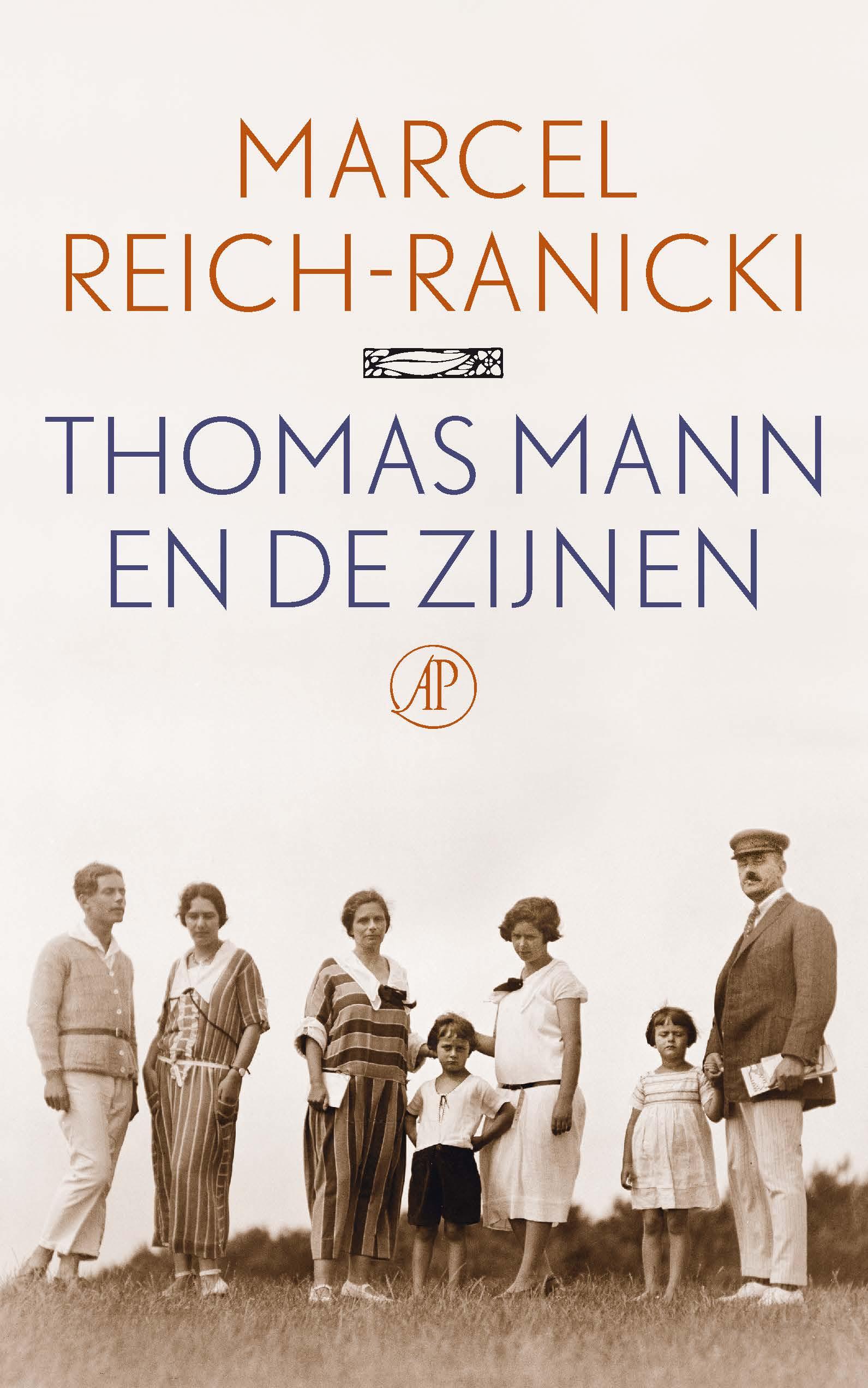 Thomas Mann en de zijnen - boekrecensie