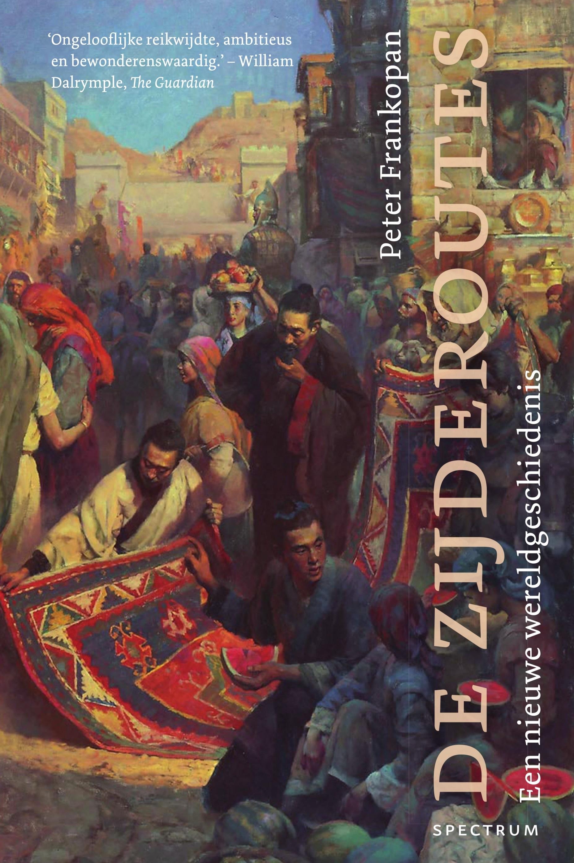 De Zijderoutes - boekrecensie