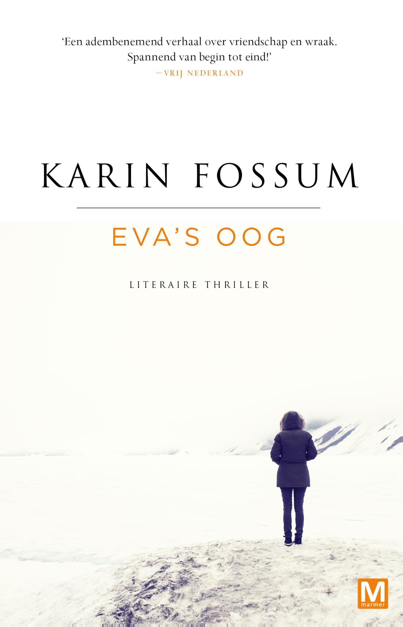 Evas oog - boekrecensie