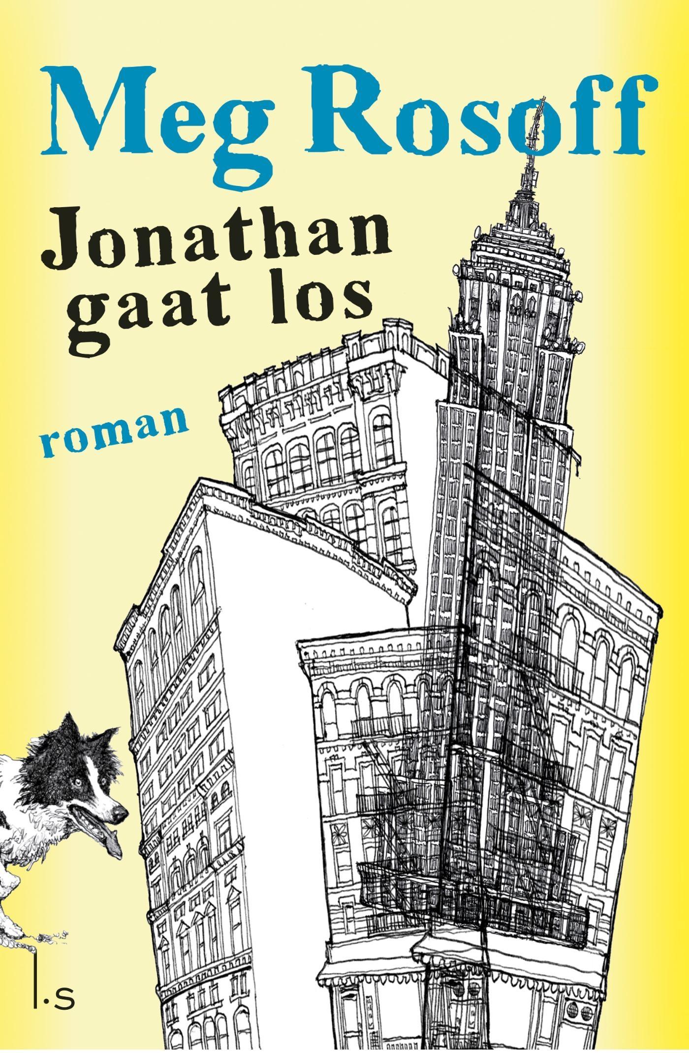 Jonathan gaat los - boekrecensie