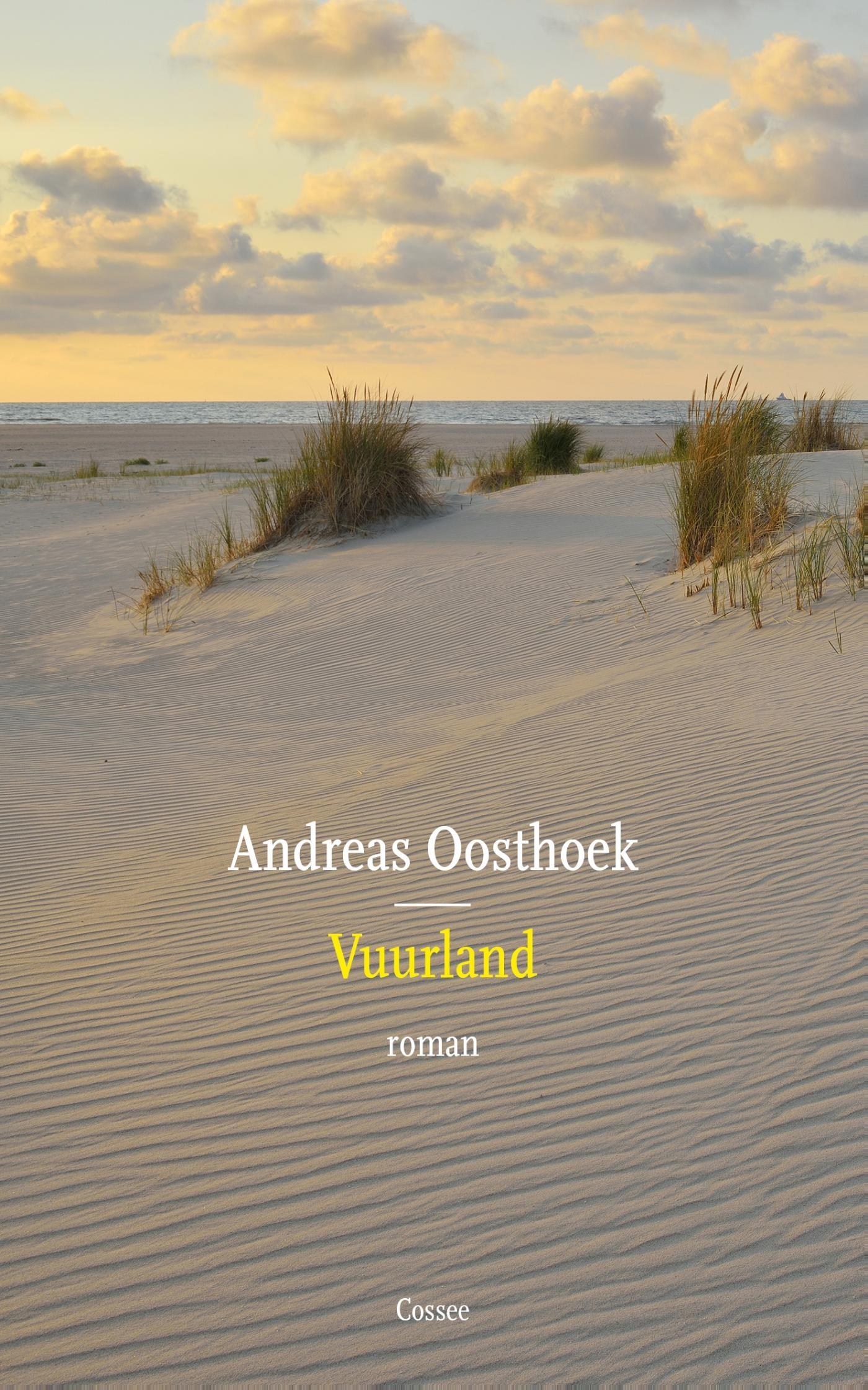 Vuurland - boekrecensie