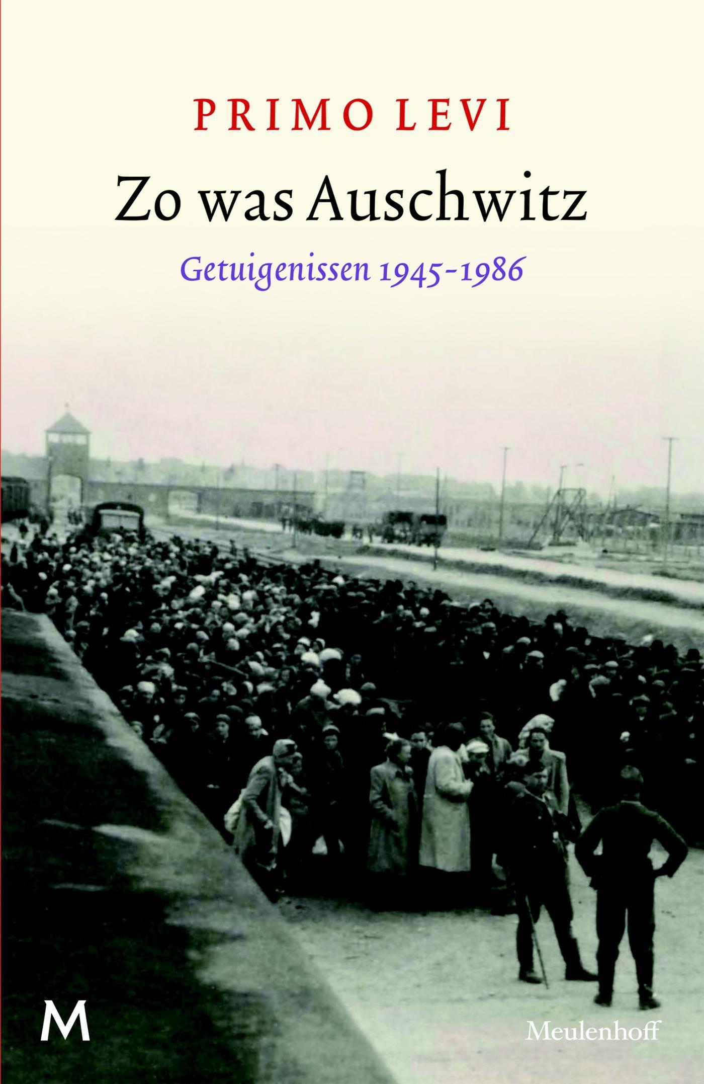 Zo was Auschwitz - boekrecensie