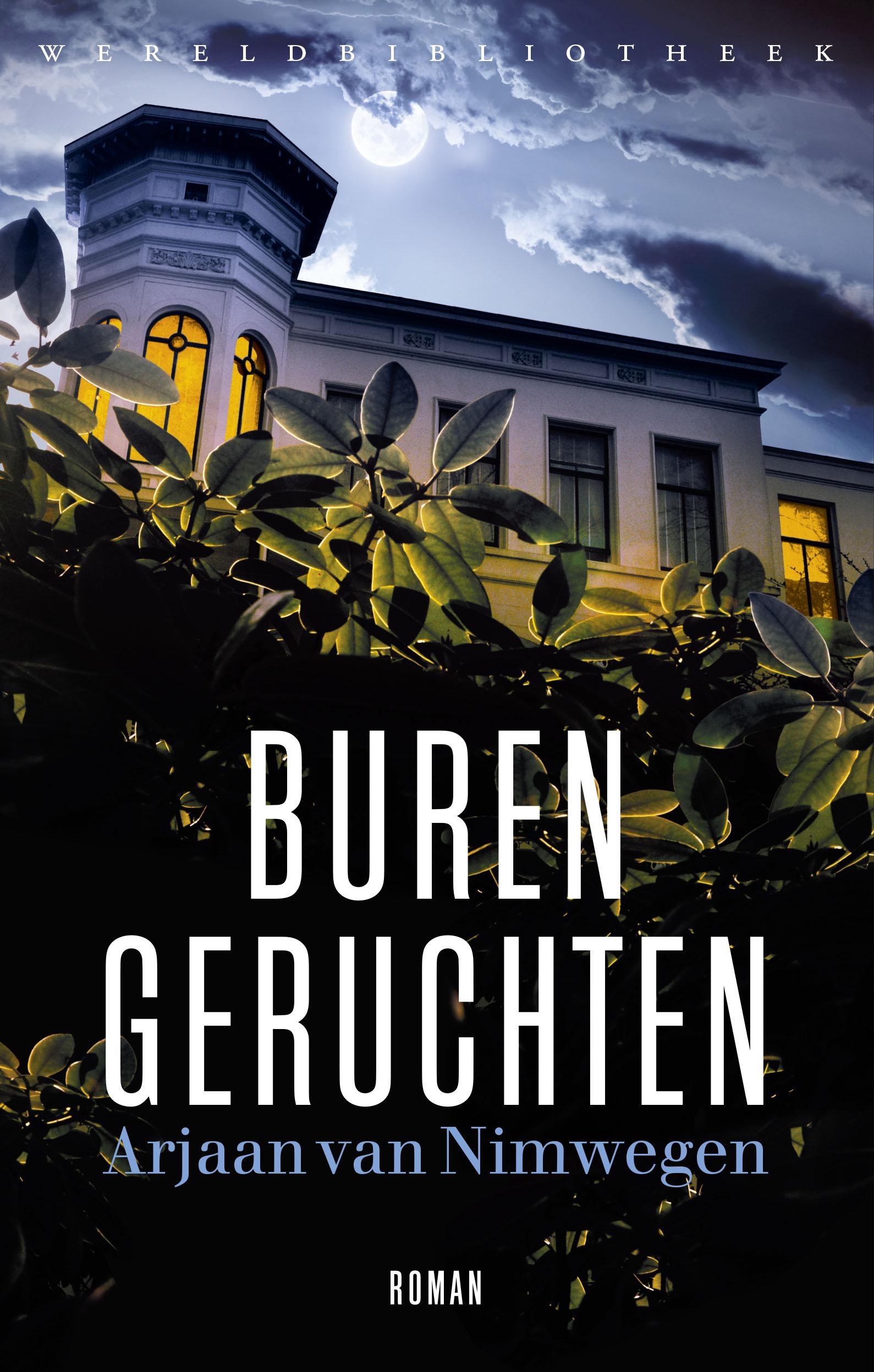 Burengeruchten - boekenflits.nl - boekrecensie