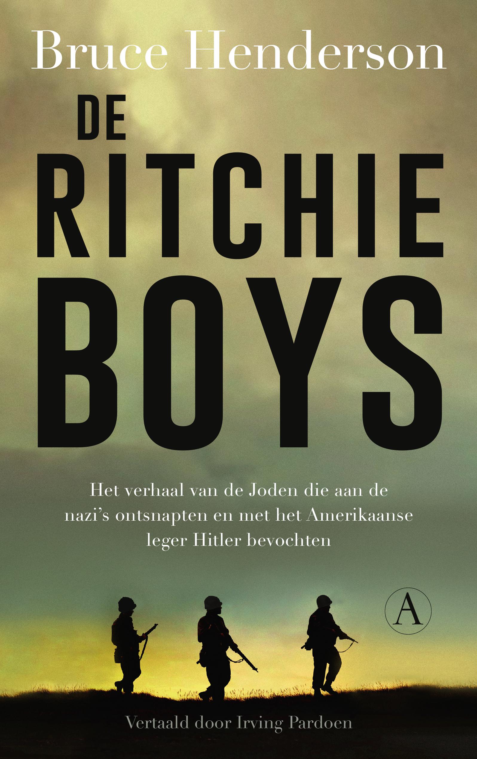 De Ritchie Boys - boekenflits.nl - boekrecensie
