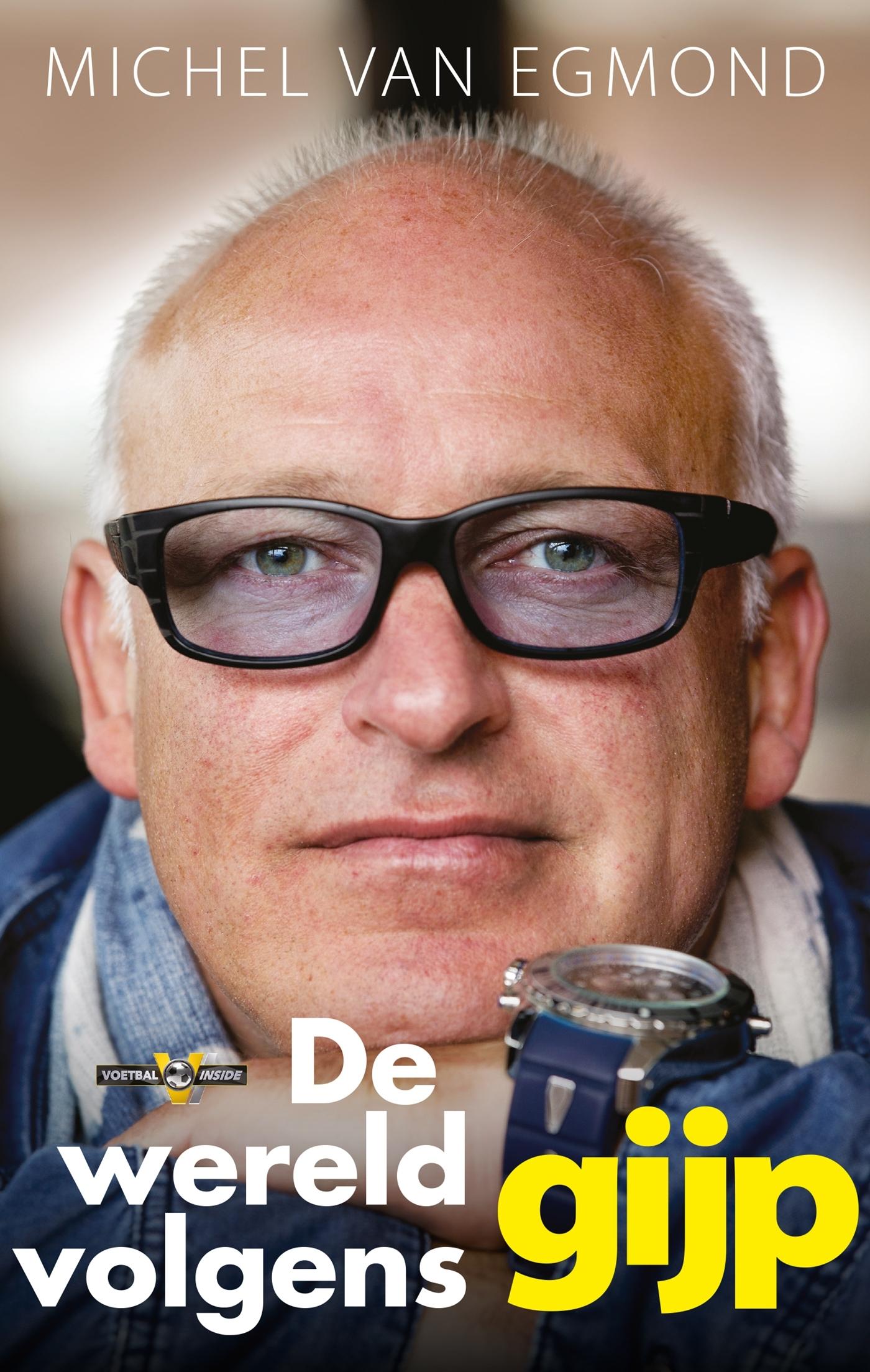 De wereld volgens Gijp - boekenflits.nl - boekrecensie