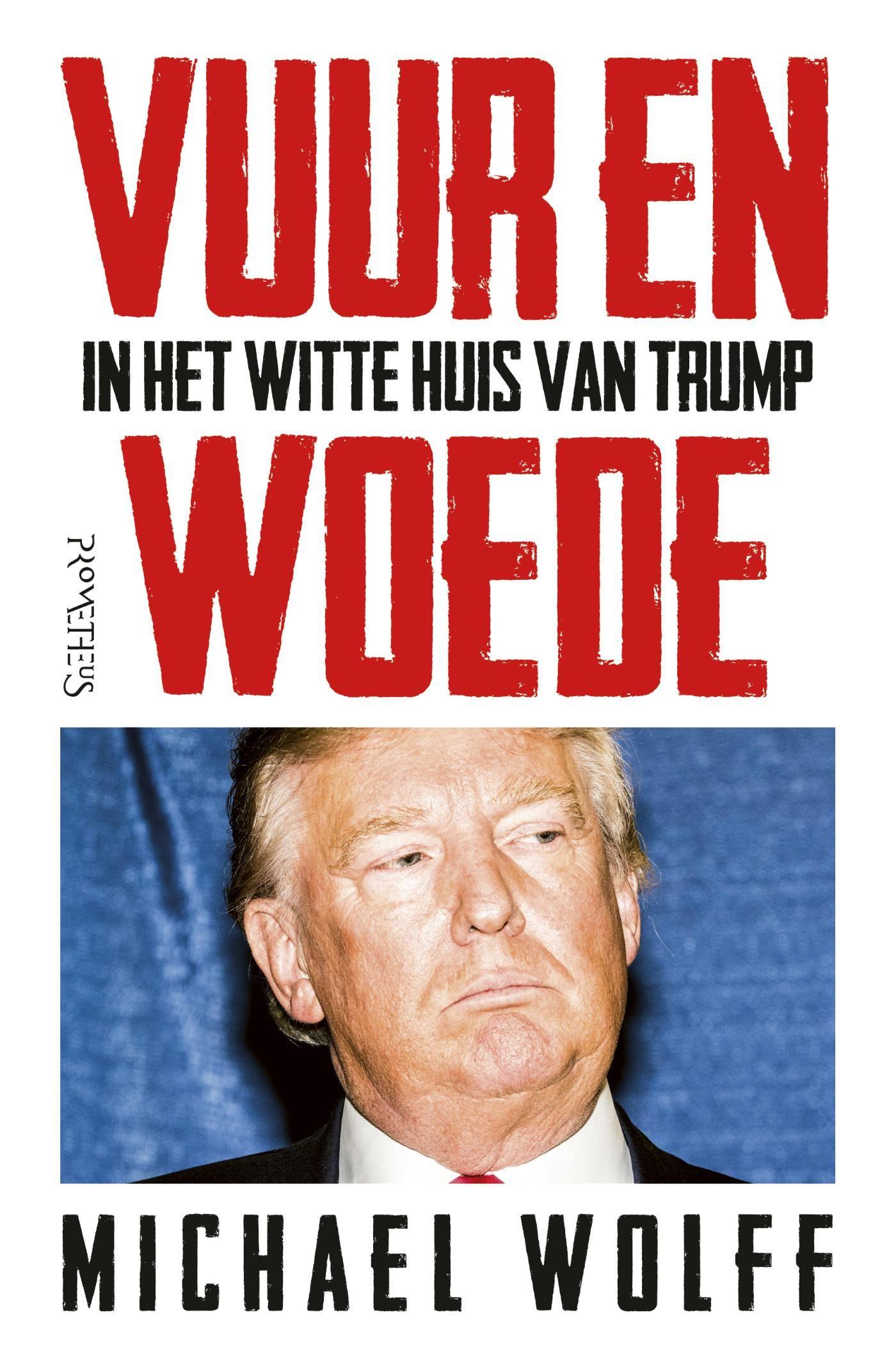 Vuur en woede - boekenflits.nl - boekrecensie