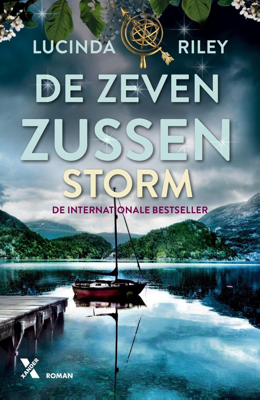 De zeven zussen Storm - boekenflits.nl - boekrecensie